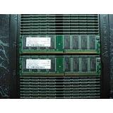 Memorias Ddr 1gb 400 Mhz Pc 3200 - Gtia - Pleno Centro Pais