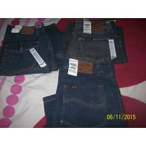 Pantalón(jeans) Original Lee Dungarees, Para Hombre, 32x32