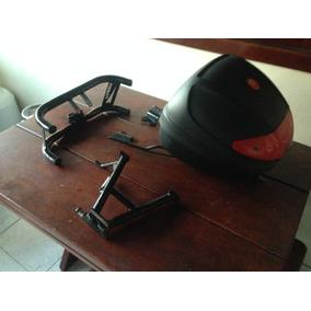 Kit Fazer 150 Com Baú E Suporte, Descanço Central E Mata Cac