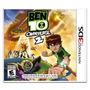 Oferta! Caja Sellada- Ben 10 Omniverse 2 Nintendo 3ds