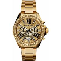 Reloj Michael Kors Mk6095 - 100% Nuevo Y Original En Caja