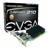 Tarjeta De Video Evga 01g-p3-1313-kr Gt 210 1gb Dd Hot Sale