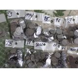 Cinco Centavos Monedas Años 1993a 1998
