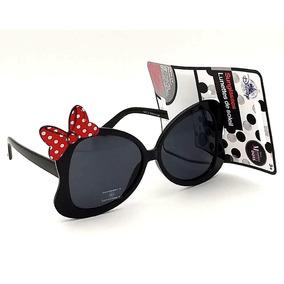 f9ae7aea6ee35 Óculos De Sol Infantil Minnie Original Disney Store Proteção. R  59