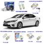 Kit Completo Super Led Top Novo Corolla Só Qualidade Xenon