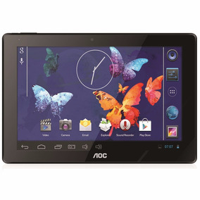Tablet Aoc 10.1 Con Android 7.0 Mod. A110-e Cupon