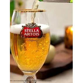 12 Copas Cerveza Stella Mas Daga Mas Destapador Combo