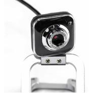 Camara Webcam Usb Microfono Zoom Skype Videochat Pc Cba