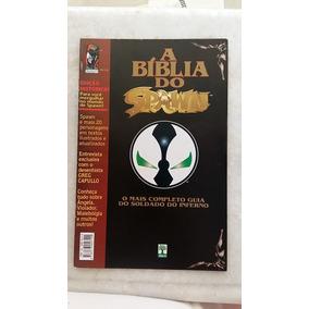 A Bíblia Do Spawn - Ed. Abril