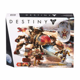 Mega Bloks Destiny Caminante Caido 689 Pzas Mattel