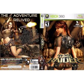 Tomb Raider - Anniversary-xbox360 - Desbl Lt3.0 Mídia Física