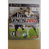 Pes 2012 - Pro Evolution Soccer 2012 Fisico Original Ps3