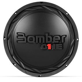 Subwoofer Bomber One 10 Polegadas 200 Rms 4 Ohms 400w Pico