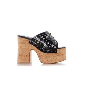 Zueco Negro Sarkany - Zapatos de Mujer en Mercado Libre Argentina b391ba22316