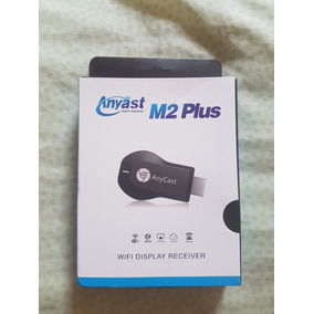 Anycast M2 Plus Dongle Video Wifi Cast Smart Tv Chromecast