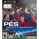 Pro Evolution Soccer 2017 Pes17 Digital Ps3 Neogamez