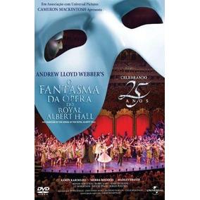O Fantasma Da Opera No Royal Albert Hall