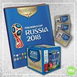 Paquete X 104 Sobres Panini Fifa World Cup Russia 2018