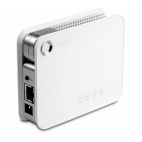 Roteador Huawei D100 3g Desbloqueado Original Pronta Entrega