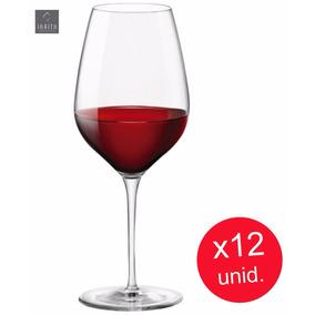 Copa Vino Inalto Large X12unid 550 Cc Cristal Bormioli Rocco