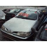 Sucata Renault Megane 98 99 2000 - Somente Peças