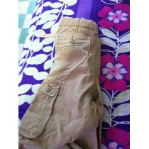 Pantalon Tipo Cargo Abercrombie Talla 10