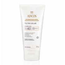 Adcos Filtro Solar Fps 40 Gel Creme 50g