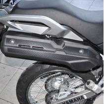 Adesivo Protetor Escapamento Carb Moto Yamaha Xtz 250 Tenere