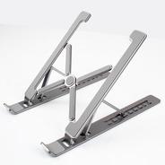 Soporte Plegable Aluminio Portátil Apoya Notebook 15 17.3