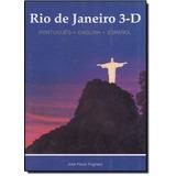 Livro Rio De Janeiro 3-d - Sem Óculos José Paulo Fagnani