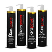 Kera Power Cauterização- Life Hair 4 Passos