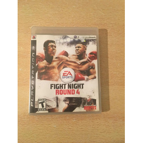Fight Night Round 4 Ps3 Impecable