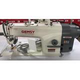 Plana Mecatronica Gemsy Gem 8801 Maquina De Coser Industrial
