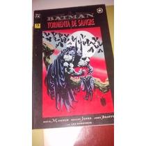 Batman Tormenta De Sangre - Drácula - Elseworlds