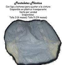 Pantaletas Plasticas Para Bebes Mewry