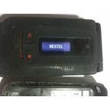 Nextel Iden Motorola I440 Ridge Descompuesto Para Piezas #1