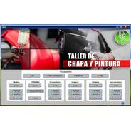 Aplicación Software De Gestión Taller Electricista Mecanico
