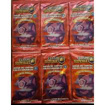 Cartas De Clash Royale Cofre Magico Pack Por 25