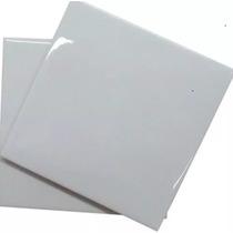 Azulejo 20x20 Resinado Para Sublimação Pack Com 20 Unidades