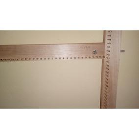 Telar Bastidor Regulable Cuadrado/rectangular 100cm X 100cm