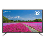 Smart Tv Sansui De 32 Pulgadas Pantalla Led Hd Linux Netflix