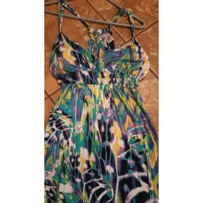 Vestido Maxi Dress Primavera/verano S