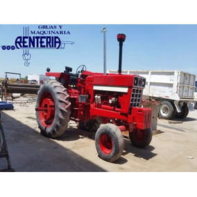 Tractor International Farmall 1066 Turbo Precio Neto