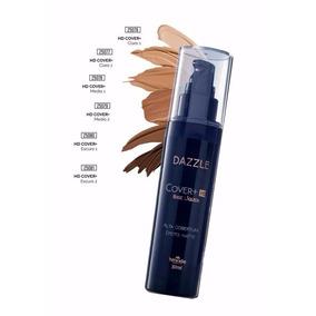 Maquiagem Base Líquida Mate Hd Dazzle Hinode Escolha A Cor