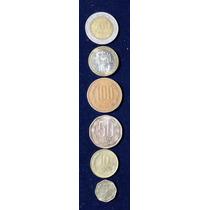 Monedas - Lote De Monedas Chilenas