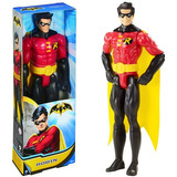 Robin Batman Dc Comic Muñeco 30 Cm Mattel - Fair Play Toys