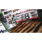 Rifle Shark 5,5 Semiautomatico Pcp + Mira 6x40 Balines Lubri