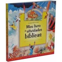 Meu Livro De Atividades Bíblicas Infantil Cristão