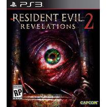Resident Evil Revelations 2 - Ps3 - Wsgamesmx