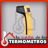 Termómetro Infrarrojo Puntero Laser - Pirómetro -50 A +380ºc
